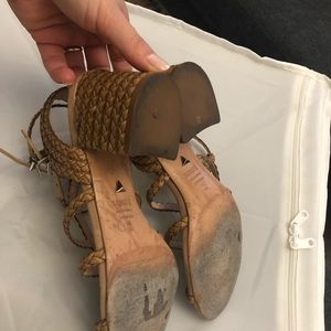 5d66f0f67 SCHUTZ Shoes - Schutz Rosalia Strappy Sandals